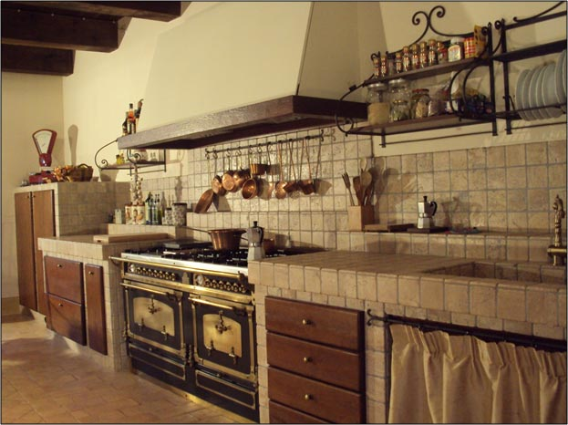 Best Cucine In Ferro Battuto Photos - ubiquitousforeigner.us ...