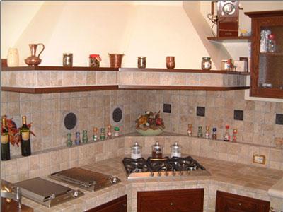 Cucine Con Piano Cottura Ad Angolo. Stunning Cucine Con ...