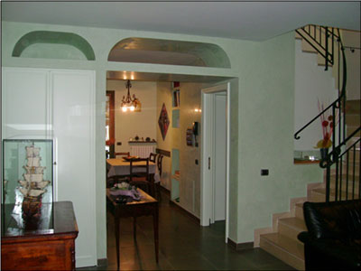 Arco Per Dividere Soggiorno E Cucina. Archi Living Room ...