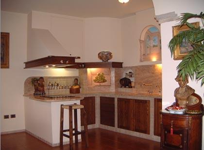 ojeh.net | mercatone camere da letto - Cucina In Muratura Con Penisola