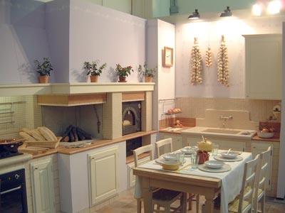 Cucine Con Forno A Legna. Gallery Of Cucine Economiche A Legna ...